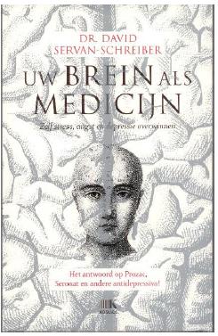 Boek: 'Uw Brein als Medicijn'