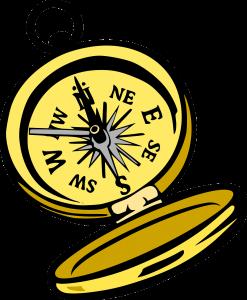 kompas voor gelukkig werken